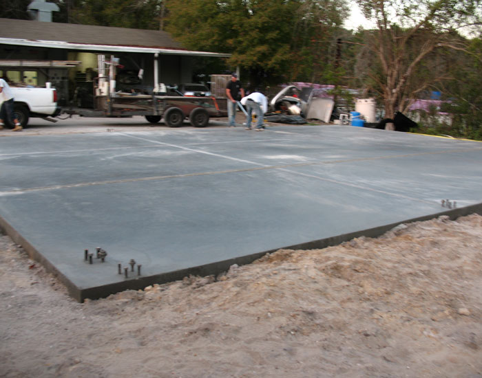 Commercial Concrete In Jacksonville Fl Hunter Concrete