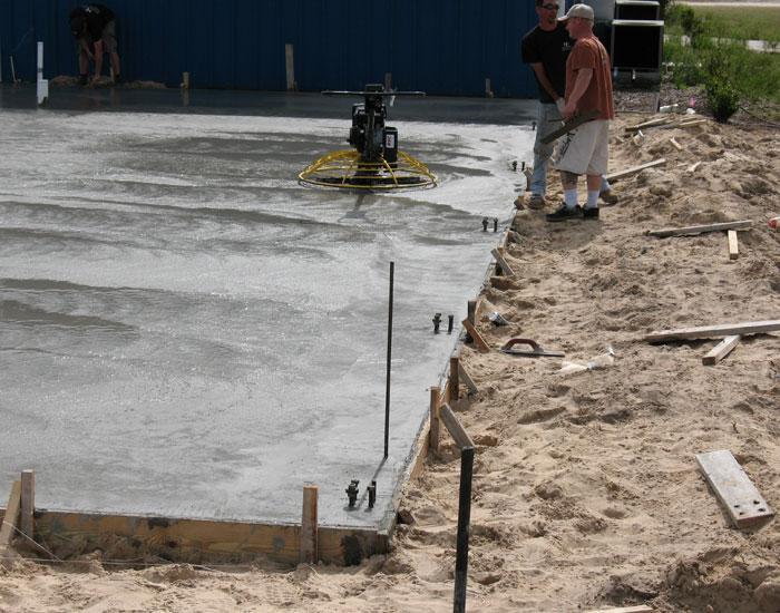 Commercial Concrete In Jacksonville Fl Hunter Concrete
